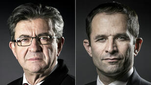 Jean-Luc Mélenchon et Benoît Hamon proposent tous les deux de mettre fin à l'Union européenne de l'austérité .