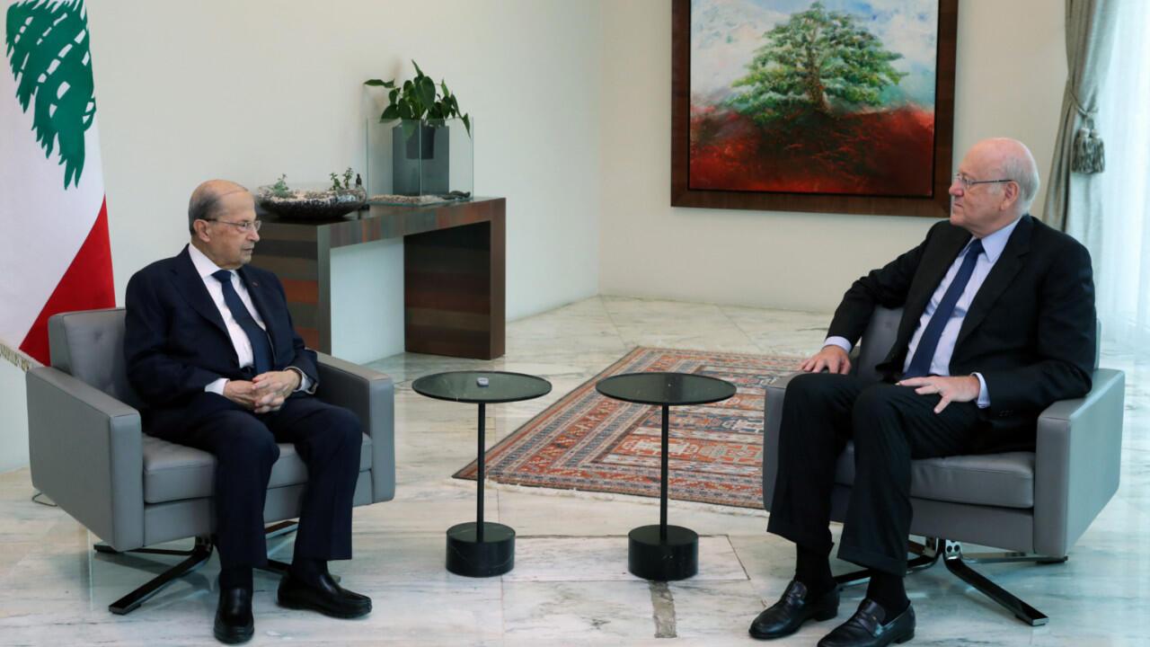 Lebanese MPs pick Najib Mikati as new PM-designate