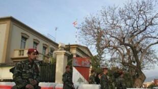 المحكمة العسكرية اللبنانية