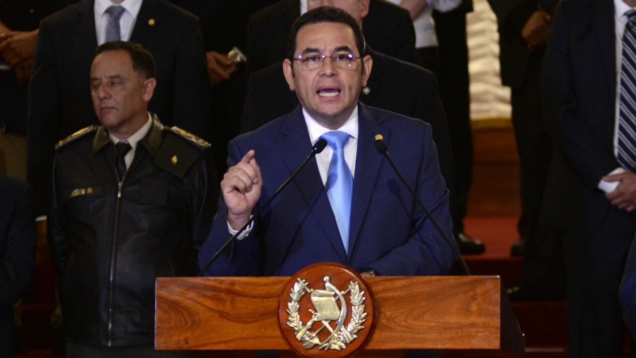 Guatemala kicks out UN anti-corruption commission