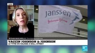 2021-04-20 18:18 Vaccin anti-Covid-19 : le Johnson & Johnson reste autorisé dans l'UE