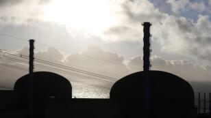 Les deux réacteurs de troisième génération construits par Areva à Flamanville.