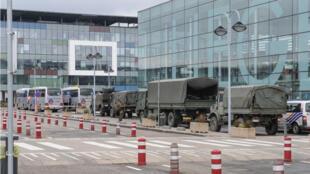 L'aéroport de Bruxelles est resté fermé depuis les attentats du 22 mars 2016 dans la capitale belge.