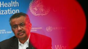 El director general de la OMS, Tedros Adhanom Ghebreyesus, explicó en rueda de prensa en Ginebra por qué declaran la emergencia global.