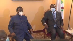 """Côte d'Ivoire: Henri Konan Bédié met fin à la """"transition"""" de l'opposition"""
