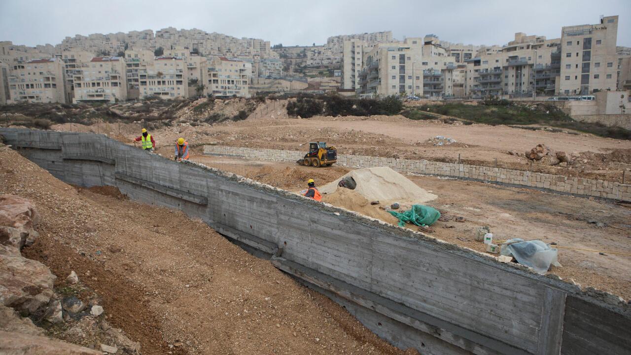 La France et plusieurs pays européens demandent à Israël de stopper ses colonies
