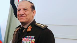 رئيس أركان الجيش المصري السابق سامي عنان