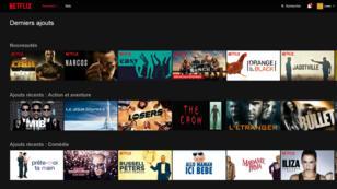 Plus de sorties que de nouveautés dans la catalogue Netflix ?