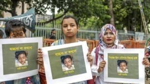 The brutal murder of schoolgirl Nusrat Jahan Rafi prompted protests across Bangaldesh