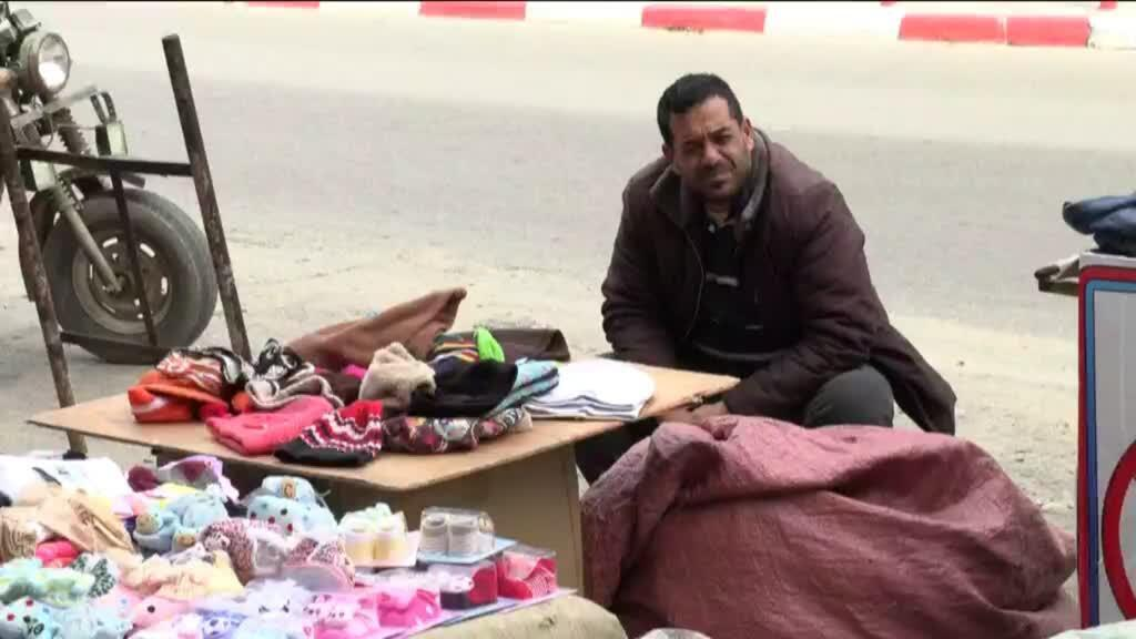 2021-05-14 13:04 Israel-Hamas violence comes as one more toll on Gaza population struggling with poverty, Covid-19