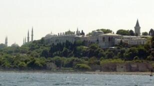 مشهد من مدينة إسطنبول