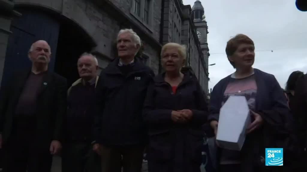 2021-01-13 13:41 El gobierno de Irlanda se prepara para pedir perdón a las víctimas de las casas materno-infantiles