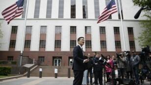 Un juge hawaïen a bloqué le nouveau décret sur l'immigration défendu par Trump.
