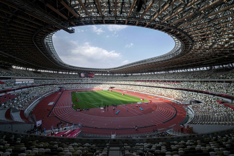 Stade olympique tokyo jo athletisme