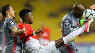 Nouvelle déception pour l'AS Monaco en Ligue des champions.