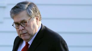 Le ministre de la Justice William Barr est devenu la cible favorite des démocrates depuis qu'il a décidé d'exonérer le président des soupçons d'entrave à la justice