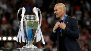 Zinedine Zidane, el segundo técnico más ganador en el Real Madrid, volverá al conjunto 'merengue' para sustituir a Santiago Solari.