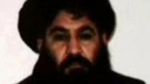 زعيم حركة طالبان الأفغانية الملا أختر محمد منصور