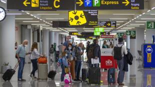 Aéroport-Espagne