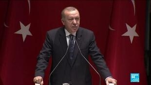 2019-12-26 13:31 Turkey 'will present a motion to send troops to Libya', President Erdogan announced today