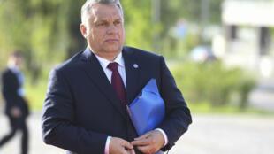 رئيس الوزراء المجري فيكتور أوربان.