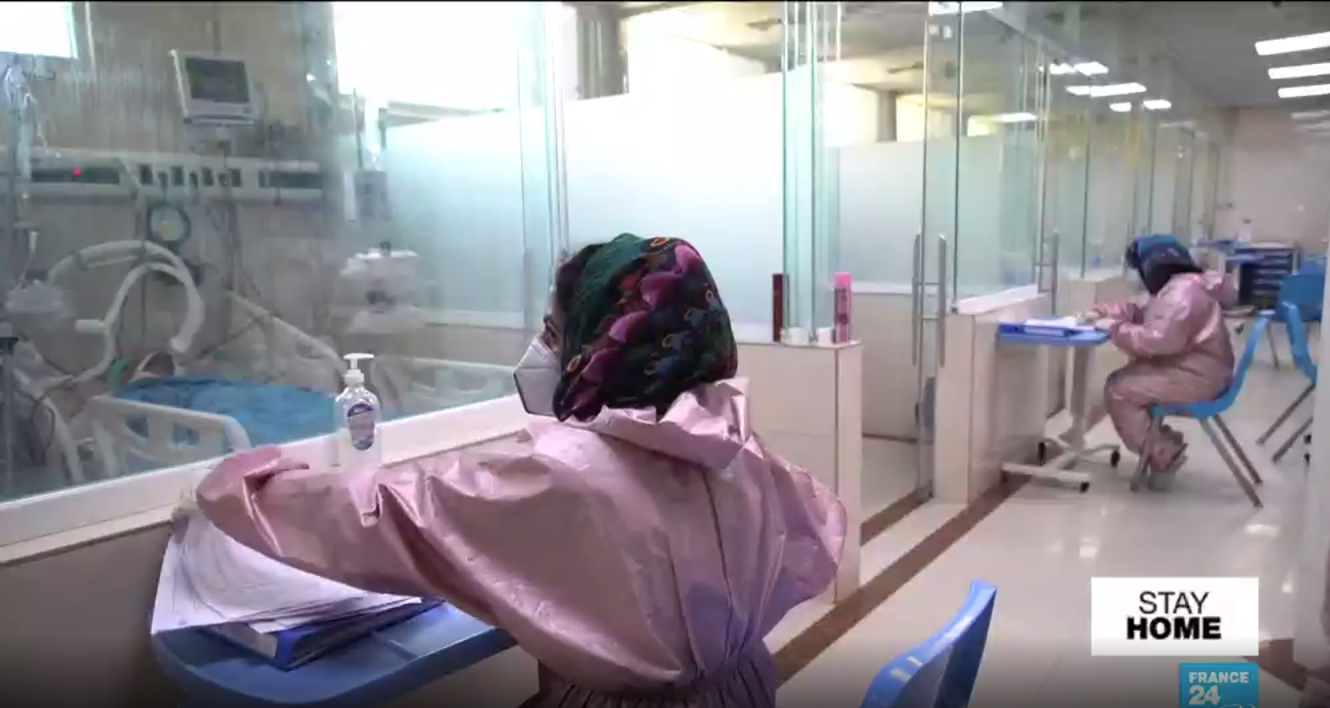 After a study suggested that around a third of people in Kabul tested positive for Covid-19, FRANCE 24 spoke to doctors on the frontline of the fight against the virus in the Afghan capital, as civil war continues to rack the country.