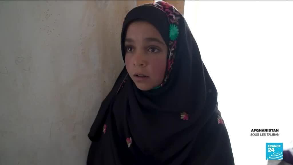 2021-10-06 14:07 En Afghanistan, la place des femmes a fortement reculé sous le régime taliban