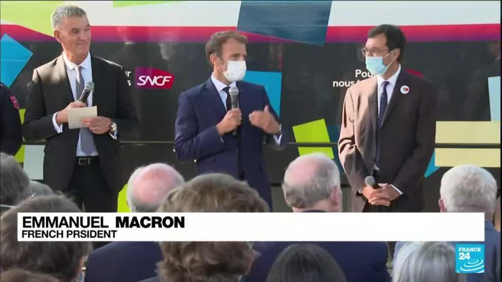 2021-09-17 14:14 Fast forward: France marks 40 years of TGV high-speed trains