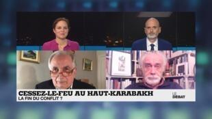 Le Débat de France 24 - mercredi 18 novembre 2020