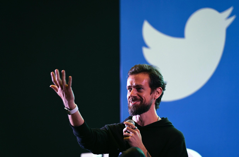 الرئيس التنفيذي لشركة تويتر جاك دورسي.