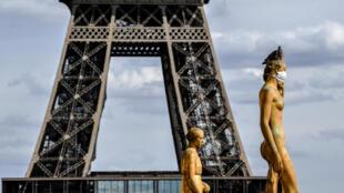 """a France n'imposera pas de quarantaine à """"toute personne, quelle que soit sa nationalité, en provenance de l'Union européenne, de la zone Schengen ou du Royaume-Uni"""", a annoncé l'Elysée"""