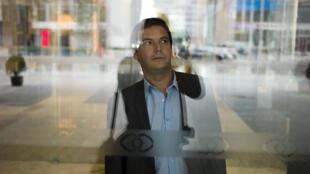 """L'économiste français Thomas Piketty est devenu une star médiatique aux États-Unis grâce à son livre """"Le Capital au XXIe siècle""""."""