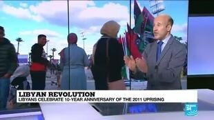2021-02-17 16:04 Libyans mark 2011 uprising with eyes on interim govt