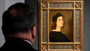 Renaissance artist Raphael died aged only 37