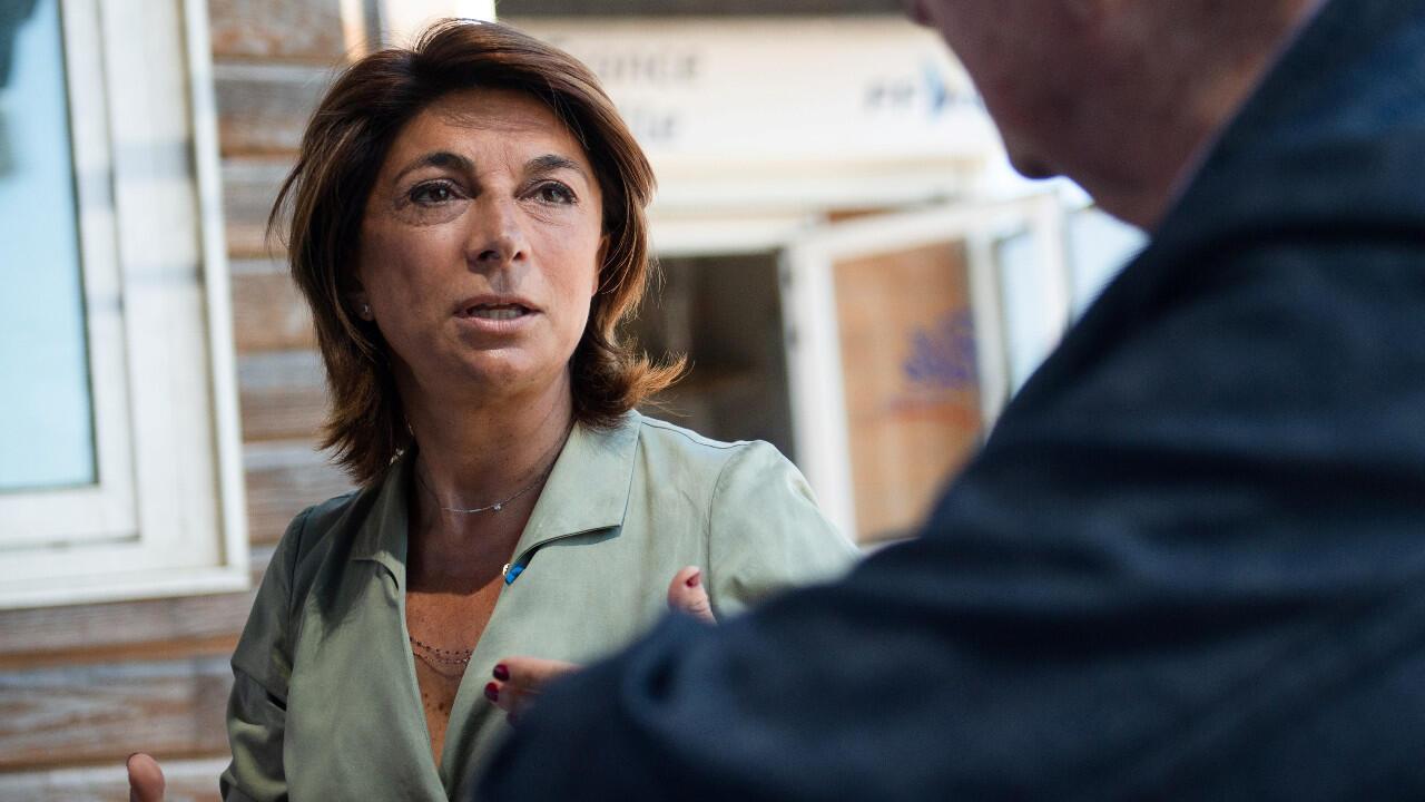 Défaite, dimanche, dans son propre bastion des 6e et 8e arrondissements dimanche, Martine Vassal a jeté l'éponge dans la course à la mairie de Marseille.