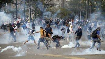 Maduro short on regional allies as crisis rages