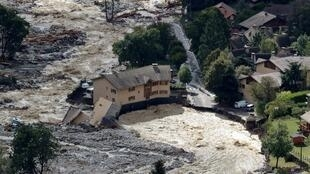 Major floods have more than doubled since the turn of the century over the previous 20 years