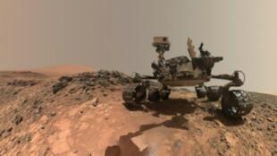 Archivo   La nueva investigación fue posible gracias al descubrimiento de óxidos de manganeso por parte del rover Curiosity Mars de la NASA.