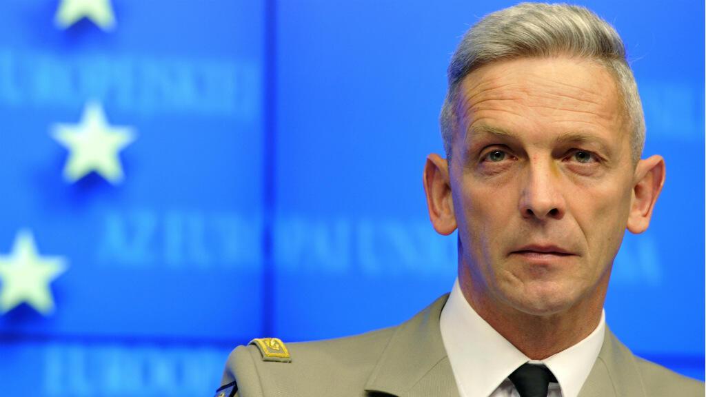 رئيس أركان الجيش الفرنسي الجديد فرانسوا لوكوانتر