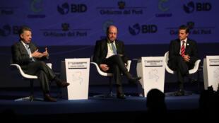Los jefes de Estado debatirán sobre la corrupción en la Cumbre de las Américas, que se lleva a cabo los días 13 y 14 de abril.