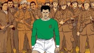 """فريق حزب """"جبهة التحرير"""" الجزائري خاض نحو 80 مباراة بين 1958 و1962."""