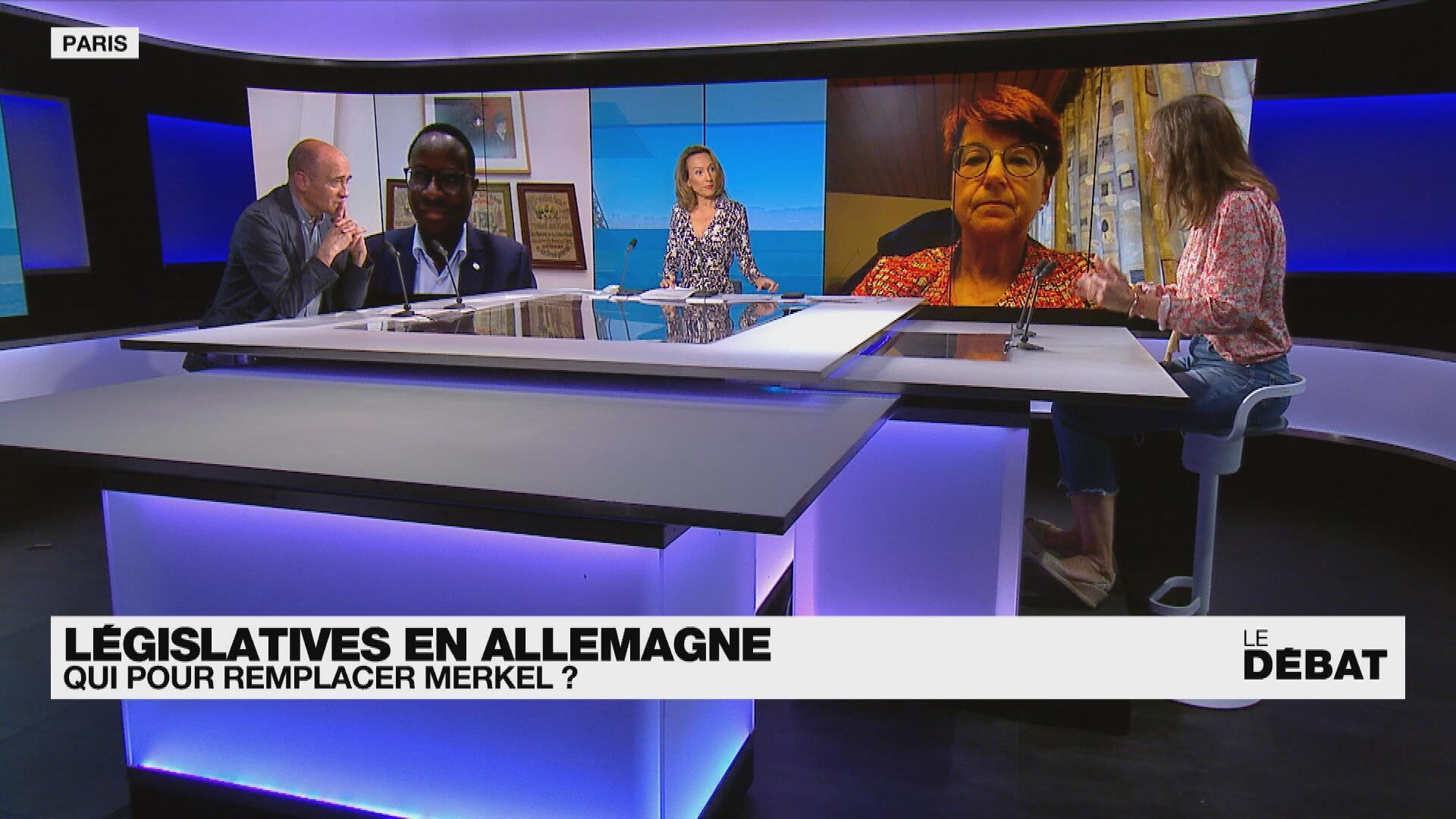 Le Débat de France 24 - jeudi 23 septembre 2021