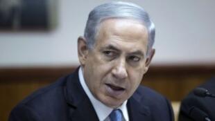 رئيس الحكومة الإسرائيلية نتانياهو