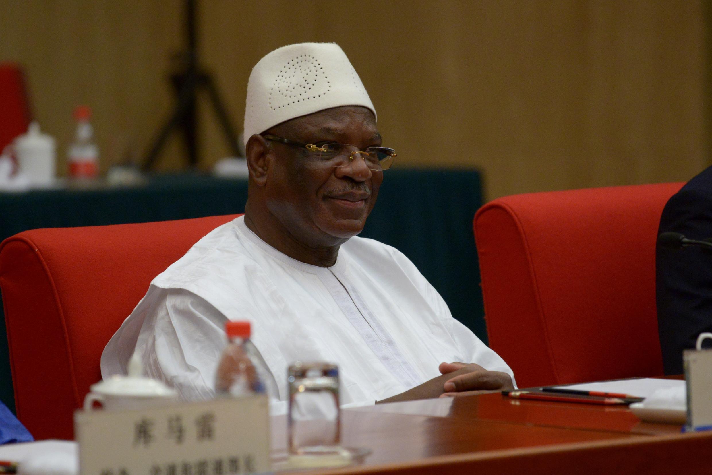 Le président malien, Ibrahim Boubacar Keïta, a dit toute sa détermination à poursuivre les jihadistes libérés en échange de Serge Lazarevic.