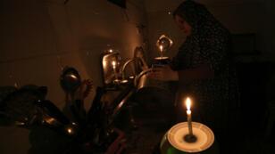 Israël n'enverra que deux heures d'électricité par jour dans la bande de Gaza.