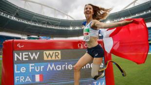Marie-Amélie Le Fur a brillé lors de ces Jeux paralympiques 2016.