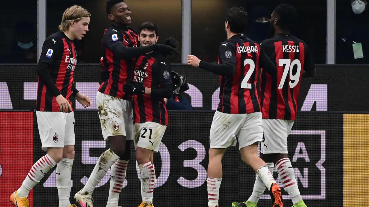 بطولة إيطاليا: ميلان يستعيد توازنه وإبراهيموفيتش وأتالانتا يواصل صعوده