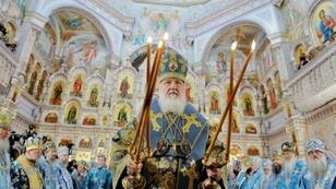 The Russian church, whose Patriarch Kirill is a strong backer of Russian President Vladimir Putin, has broken ties with the leading Orthodox authority over its decision to grant independence to the Ukrainian Orthodox Church