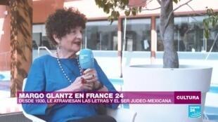 Margo Glantz en a FIL de Guadalajara 2019