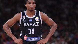 Giannis Antetokounmpo is the biggest star on the Greek national team